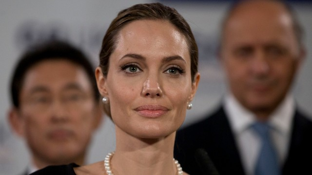 Angelina Jolie underwent an elective mastectomy to avoid any chance of breast cancer