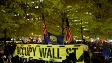 occupy wall street wades into the globalisation debate